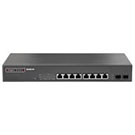 ECS2000-10P / L2 Edge Gigabit Ethernet Switch Edge-Core Accton
